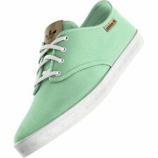 adidas Adria  Schuhe Turnschuhe Sneaker Trainers grün Damen Textil NEU