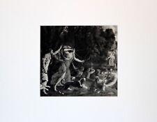 Nicolas Le Sueur France Heliogravure La Chasse de Diane 1931