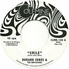 Durand Jones & The Indications - Smile - Colemine Records 45