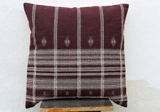 Traditional African 20 X 20 Handmade Cotton Pillow Cover Home Decor