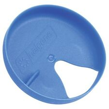 Nalgene Easy Sipper Water Bottle Splash Guard Blue