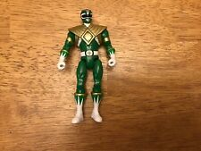 POWER RANGERS LEGACY mighty morphin GREEN RANGER figure gold armor TOMMY 5 Inch