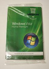 Windows Vista Home Premium Edition 64-Bit SP1 NEU auf Deutsch..
