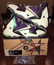 Nike Lebron 11 Xi AS All Star Gumbo League Nola Gator King 12 Jordan 1 2 3 4 Lot