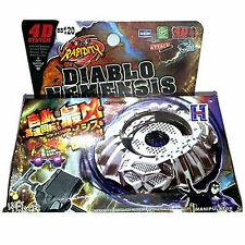 Beyblade PROTO DIABLO NEMESIS w/ Launcher & Ripcord in RETAIL PACKAGING