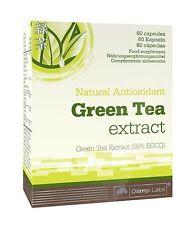 OLIMP Green Tea Extract 60 caps Grüntee Kapseln Extrakt Diät Fatburner