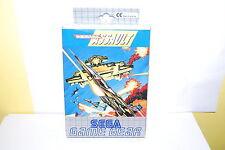 JEU SEGA GAME GEAR AERIAL ASSAULT  NEUF/BOITE 1992