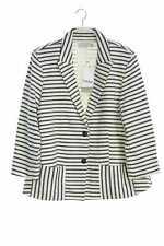 fransa Blazer mit D 42 schwarz-weiß Blazer Damenjacke