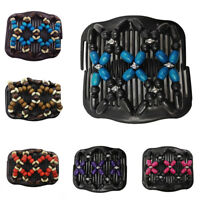 Butterfly Wood Hair Clip Beads Stretch Double Slide Comb Acc Decoration Gift Hot