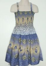 Blue fancy Sun / pool / party / summer, Dress, Good Condition, Size: M