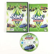 Jeu Les Sims 3 Vitesse Ultime Kit / Sur PC et Mac (clé cd valide)