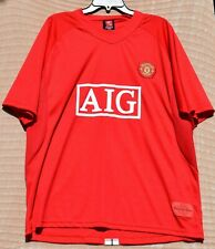 Authentic Sports - Manchester United Football Club #32 Tevez Jersey Red (XL)