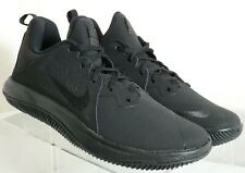 Nike Fly By Low Black Athletic Basketball Sneaker shoe A02254-001 Men's US 7.5