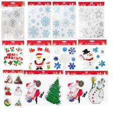 Weihnachten Fenster Aufkleber Deko Artikel Gel Aufkleber Selbstklebend Sticker