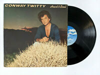 Conway Twitty - Heart & Soul 1980 Lp Vinyl MCA Records ‎– MCA-3210