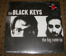 "BLACK KEYS 12"" CHERRY RED vinyl LP THE BIG COME UP Very Limited OOP /250"