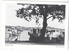 """The Historic Arks"" *Marin County, Ca -Houseboats of Sausalito (#108) {Postcard}"