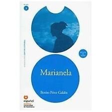 Marianela, Nivel 3 (Book & CD) (Leer En Espan~ol) (Spanish Edition), Benito Pere