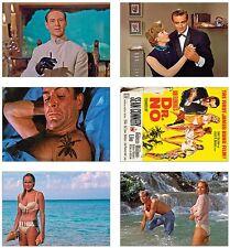Dr No James Bond 007 POSTCARD Set
