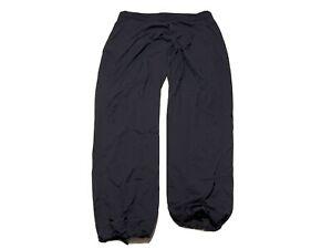 Lululemon Mens Jogger Blue Pants Size 2XL  Drawstrings Adjustable Cuff A7