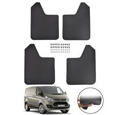 SPLASH GUARDS FIT FORD TRANSIT CUSTOM 2012 ON 1915641//42 A PAIR OF FRONT MUD