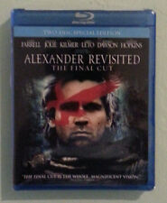 colin farrell ALEXANDER REVISITED the final cut  BLU RAY NEW