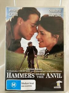 Hammers Over The Anvil Russell Crow - DVD