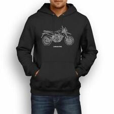 Unbranded Motorcycle Hooded T-Shirts for Men