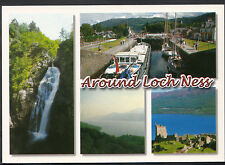 Scotland Postcard - Views Around Loch Ness   LC5262