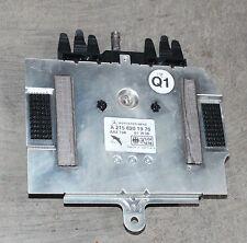 MERCEDES CL 500 w215 c215 w209 téléphone antenne récepteur Amplificateur a2158201975