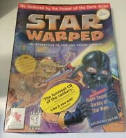 Star Warped CD-ROM Game for Windows