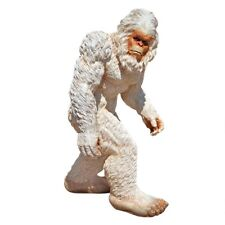 "Abominable Snowman Design Toscano Exclusive Large Hand Painted 28"" Yeti"