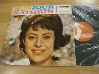 LP Caterina Valente Bonjour Kathrin Grössten Erfolge Vinyl Amiga DDR 8 50 035/34