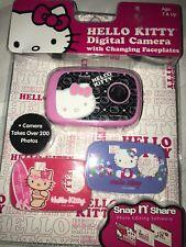 Hello Kitty 2011 Digital Camera 94009 Sakar Sanrio  Brand New