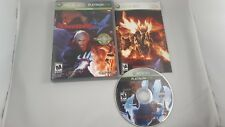 Devil May Cry 4 Platinum Hits (Microsoft Xbox 360, 2008) CIB