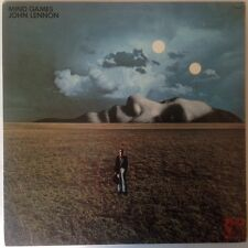 JOHN LENNON Mind Games Original Vinyl LP 1973