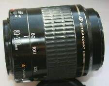 Canon EF 80-200mm USM F 4.5-5.6 Lens Fits EOS digital, Very Good Condition