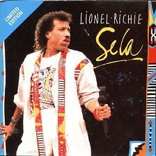 LIONEL RICHIE - SELA - CARDBOARD SLEEVE CD MAXI