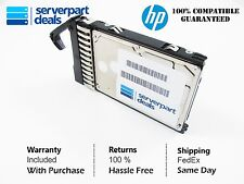 "HP Gen7 G7 Compatible 300GB SAS 10K RPM 32MB 2.5"" HDD - 507127-B21 507284-001"