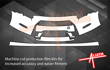 Fits Nissan GTR 11-16, Front Bumper CLEAR Stone Chip Paint Protection Guard Film