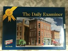 Walthers 933-3616 The Daily Examiner HO Scale - Cornerstone Series - Gold Ribbon