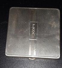 Vintage Ladies Compact, Sterling Silver