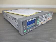 Keysight Agilent 81150A Pulse Function Arbitrary Noise Generator w/ Opts 002 PAT