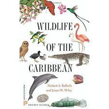 Wildlife of The Caribbean by Raffaele Herbert A. Wiley James 0691153825 2014