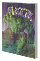 THE IMMORTAL HULK VOL 1 OR IS HE BOTH? TPB COL #1-5 MARVEL COMICS TP NEW
