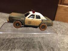 Dukes Of Hazzard 1977 Dodge Monaco Dirty Mud State Police Car Slot