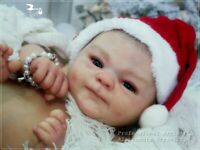 Studio-Doll Baby  Reborn  GIRL COCO - MALU by Elisa Marx  SO CUTE BABY