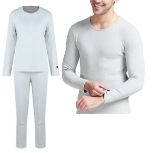 Women Men Winter USB Electric Heating Clothes Heated Underwear Thermal Pants