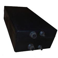 Fresh/Acque Reflue Cisterna Contenitore potabile Nero 68 L-CAMPER/CARAVAN/Barca
