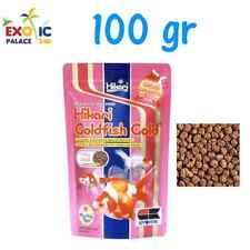 HIKARI GOLDFISH GOLD 100g MANGIME IN BABY PELLET PER CARPE PESCI ROSSI ACQUARIO